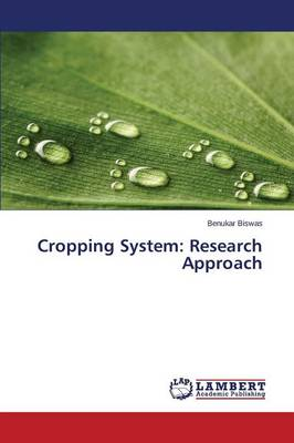 Cropping System: Research Approach (Paperback)