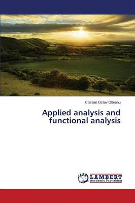 Applied Analysis and Functional Analysis (Paperback)