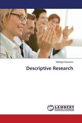 Descriptive Research (Paperback)