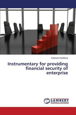 Instrumentary for Providing Financial Security of Enterprise (Paperback)