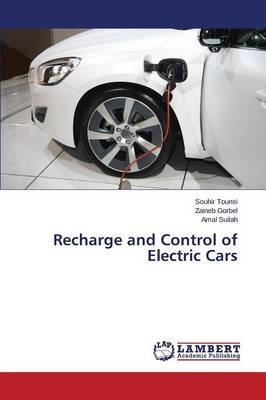 Recharge and Control of Electric Cars (Paperback)