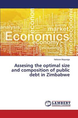 Assesing the Optimal Size and Composition of Public Debt in Zimbabwe (Paperback)