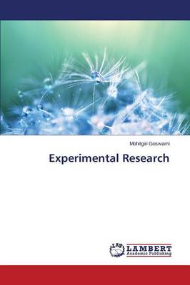 Experimental Research (Paperback)