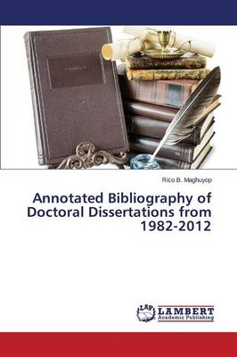 directory of doctoral dissertations
