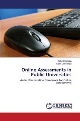 Online Assessments in Public Universities (Paperback)