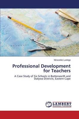 Professional Development for Teachers (Paperback)