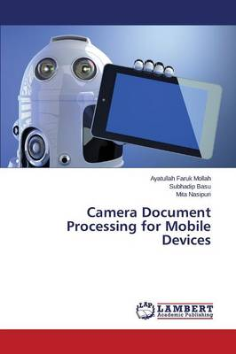 Camera Document Processing for Mobile Devices (Paperback)
