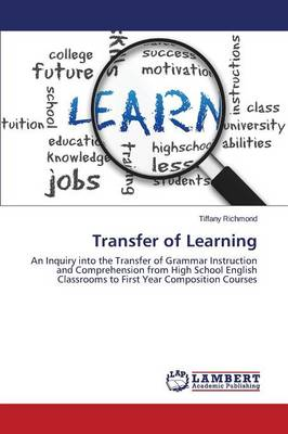 Transfer of Learning (Paperback)