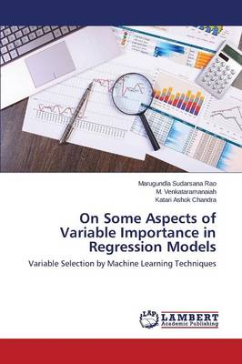 On Some Aspects of Variable Importance in Regression Models (Paperback)