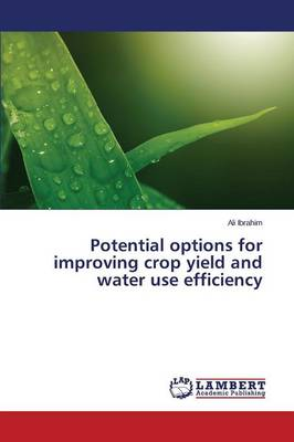 Potential Options for Improving Crop Yield and Water Use Efficiency (Paperback)