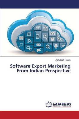 Software Export Marketing from Indian Prospective (Paperback)