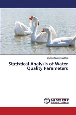 Statistical Analysis of Water Quality Parameters (Paperback)
