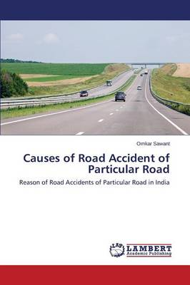 Causes of Road Accident of Particular Road (Paperback)