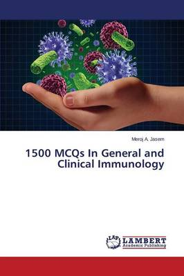 1500 McQs in General and Clinical Immunology (Paperback)
