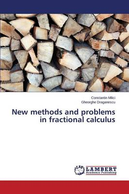 New Methods and Problems in Fractional Calculus (Paperback)