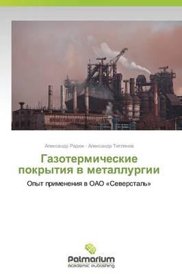 Gazotermicheskie Pokrytiya V Metallurgii (Paperback)