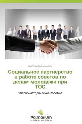 Sotsial'noe Partnerstvo V Rabote Sovetov Po Delam Molodezhi Pri Tos (Paperback)