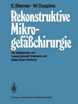 Rekonstruktive Mikrogef chirurgie (Paperback)