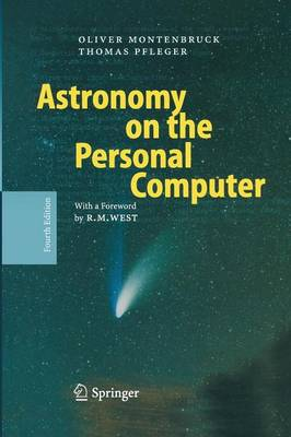 Astronomy on the Personal Computer (Paperback)