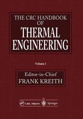The CRC Handbook of Thermal Engineering (Paperback)