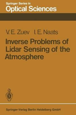 Inverse Problems of Lidar Sensing of the Atmosphere - Springer Series in Optical Sciences 29 (Paperback)
