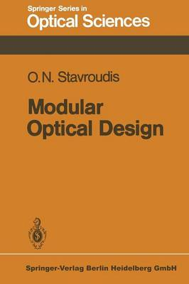Modular Optical Design - Springer Series in Optical Sciences 28 (Paperback)