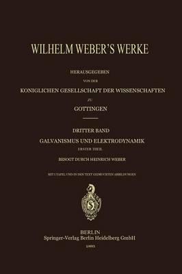 Wilhelm Weber's Werke (Paperback)