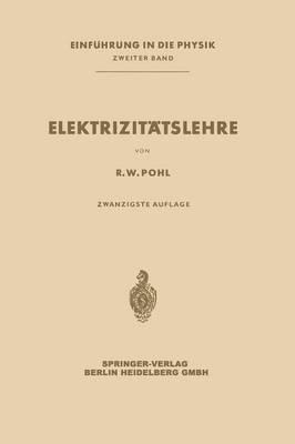 Elektrizit tslehre (Paperback)
