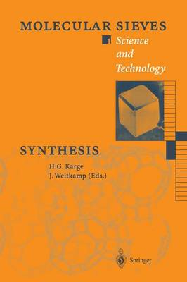 Synthesis - Molecular Sieves 1 (Paperback)
