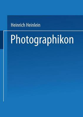 Photographikon (Paperback)