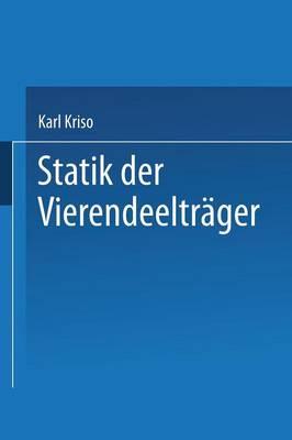 Statik Der Vierendeeltr ger (Paperback)