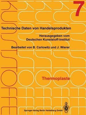 Thermoplaste: Merkblatter 2401-2800 - Kunststoffe / Thermoplaste 1-12 / 1-1 (Paperback)