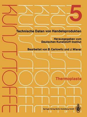 Thermoplaste: Merkbl tter 1601-2000 - Kunststoffe / Thermoplaste 1-12 / 1-1 (Paperback)