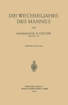 Die Wechseljahre Des Mannes (Paperback)