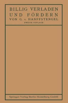 Billig Verladen Und F rdern (Paperback)