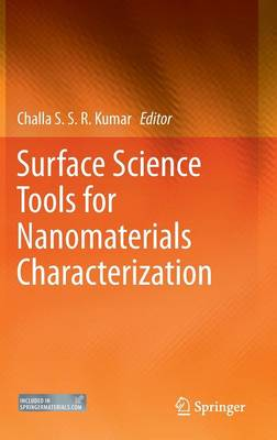 Surface Science Tools for Nanomaterials Characterization (Hardback)
