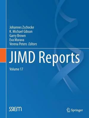 JIMD Reports, Volume 17 - JIMD Reports 17 (Paperback)