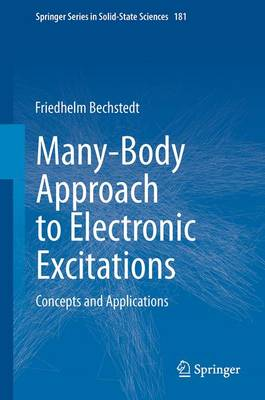 Many-Body Approach to Electronic Excitations: Concepts and Applications - Springer Series in Solid-State Sciences 181 (Hardback)