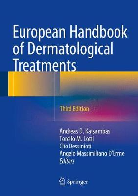 European Handbook of Dermatological Treatments (Hardback)