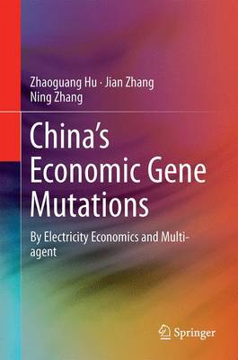 China's Economic Gene Mutations: By Electricity Economics and Multi-agent (Hardback)