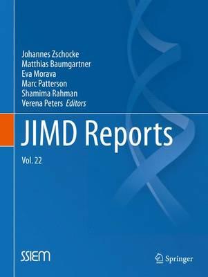 JIMD Reports, Volume 22 - JIMD Reports 22 (Paperback)