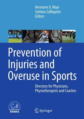 Prevention of Injuries and Overuse in Sports: Directory for Physicians, Physiotherapists, Sport Scientists and Coaches (Hardback)