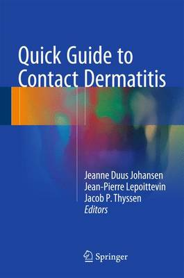 Quick Guide to Contact Dermatitis (Hardback)