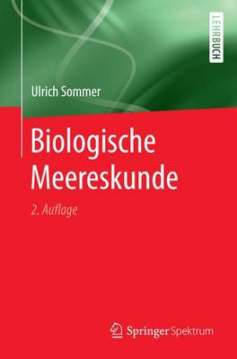 Biologische Meereskunde - Springer-Lehrbuch (Paperback)