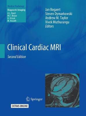 Clinical Cardiac MRI - Diagnostic Imaging (Paperback)