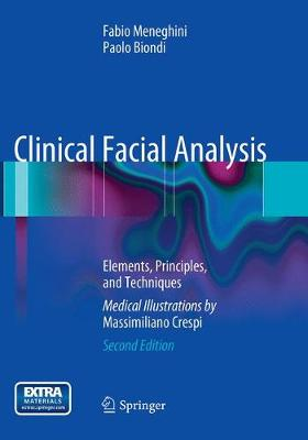 Clinical Facial Analysis: Elements, Principles, and Techniques (Paperback)