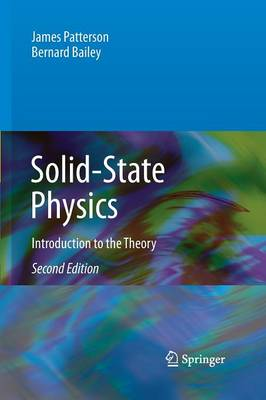 Solid-State Physics: Introduction to the Theory (Paperback)