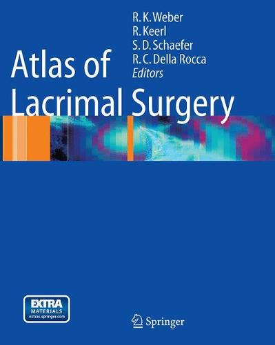 Atlas of Lacrimal Surgery (Paperback)