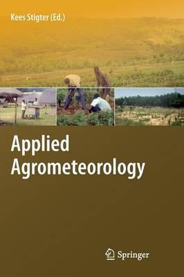 Applied Agrometeorology (Paperback)