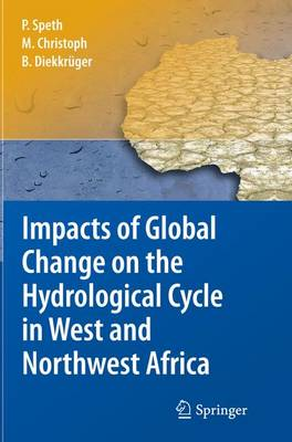 Impacts of Global Change on the Hydrological Cycle in West and Northwest Africa (Paperback)